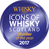 Icons of Whisky Scotland 2017 - Distiller of the year